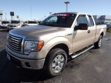 2011 Pale Adobe Metallic Ford F150 XLT SuperCab 4x4 #77398936