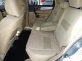 2011 Honda CR-V SE Rear Seat