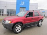 2003 Redfire Metallic Ford Escape XLT V6 4WD #77399027
