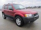 2003 Ford Escape Redfire Metallic