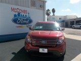 2013 Ruby Red Metallic Ford Explorer Limited #77398647