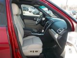 2013 Ford Explorer Limited Front Seat