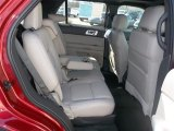 2013 Ford Explorer Limited Rear Seat