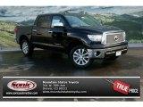 2013 Black Toyota Tundra Platinum CrewMax 4x4 #77398519