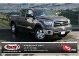 2013 Magnetic Gray Metallic Toyota Tundra Double Cab 4x4 #77398518