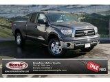 2013 Magnetic Gray Metallic Toyota Tundra Double Cab 4x4 #77398518