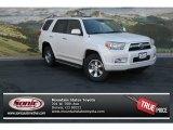 2013 Blizzard White Pearl Toyota 4Runner SR5 4x4 #77398506