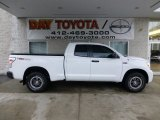 2011 Super White Toyota Tundra TRD Rock Warrior Double Cab 4x4 #77398633