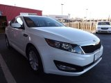 2013 Snow White Pearl Kia Optima LX #77398902