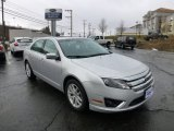 2011 Ingot Silver Metallic Ford Fusion SEL V6 AWD #77398750