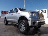 2013 Silver Sky Metallic Toyota Tundra CrewMax 4x4 #77398876