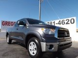 2013 Magnetic Gray Metallic Toyota Tundra Double Cab #77398875