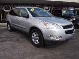 2010 Chevrolet Traverse LS AWD Data, Info and Specs