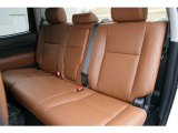 2013 Toyota Tundra Limited CrewMax 4x4 Rear Seat