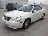 2009 Chrysler Sebring Stone White