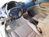 1995 Honda Accord Interiors