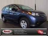 2013 Twilight Blue Metallic Honda CR-V LX #77453956