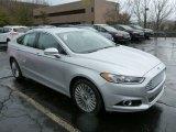2013 Ingot Silver Metallic Ford Fusion Titanium AWD #77454034