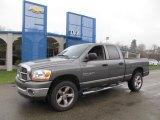 2006 Mineral Gray Metallic Dodge Ram 1500 SLT Quad Cab 4x4 #77454024