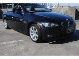 2010 Black Sapphire Metallic BMW 3 Series 335i Convertible #77454170