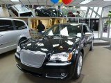 2013 Phantom Black Tri-Coat Pearl Chrysler 300 C AWD John Varvatos Luxury Edition #77454095