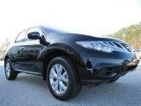 2012 Nissan Murano Super Black