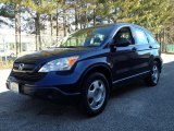 2007 Royal Blue Pearl Honda CR-V LX 4WD #77474961