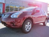 2013 Cayenne Red Nissan Rogue S Special Edition #77474349
