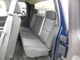 2011 Chevrolet Silverado 1500 LS Extended Cab 4x4 Rear Seat