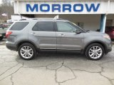 2011 Sterling Grey Metallic Ford Explorer XLT 4WD #77474016