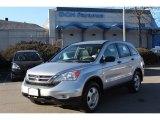 2010 Alabaster Silver Metallic Honda CR-V LX AWD #77474778