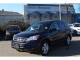 2010 Royal Blue Pearl Honda CR-V EX AWD #77474777