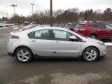 2013 Silver Ice Metallic Chevrolet Volt  #77474163