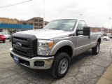 2013 Ford F250 Super Duty XL Regular Cab 4x4 Data, Info and Specs