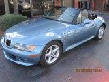 1997 BMW Z3 Atlanta Blue Metallic
