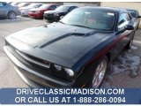 2013 Pitch Black Dodge Challenger R/T Classic #77474623