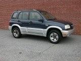 1999 Suzuki Grand Vitara Baltic Blue