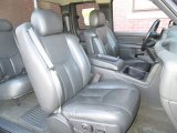 2005 Chevrolet Silverado 1500 Z71 Extended Cab 4x4 Front Seat