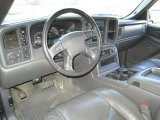 2005 Chevrolet Silverado 1500 Z71 Extended Cab 4x4 Medium Gray Interior