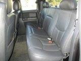 2005 Chevrolet Silverado 1500 Z71 Extended Cab 4x4 Rear Seat