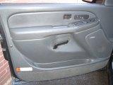 2005 Chevrolet Silverado 1500 Z71 Extended Cab 4x4 Door Panel