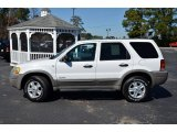 2002 Ford Escape Oxford White