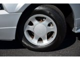 2000 Ford Mustang V6 Coupe Wheel