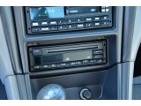 2000 Ford Mustang V6 Coupe Audio System