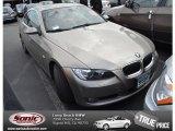 2007 Platinum Bronze Metallic BMW 3 Series 328i Coupe #77474299