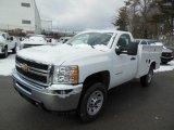 2013 Chevrolet Silverado 3500HD WT Regular Cab Utility Truck Data, Info and Specs