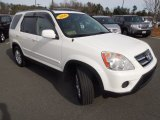 2006 Honda CR-V SE 4WD Data, Info and Specs