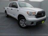 2010 Super White Toyota Tundra CrewMax #77474283