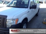2010 Oxford White Ford F150 XL SuperCab #77474282