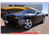 2013 Pitch Black Dodge Challenger R/T #77474438